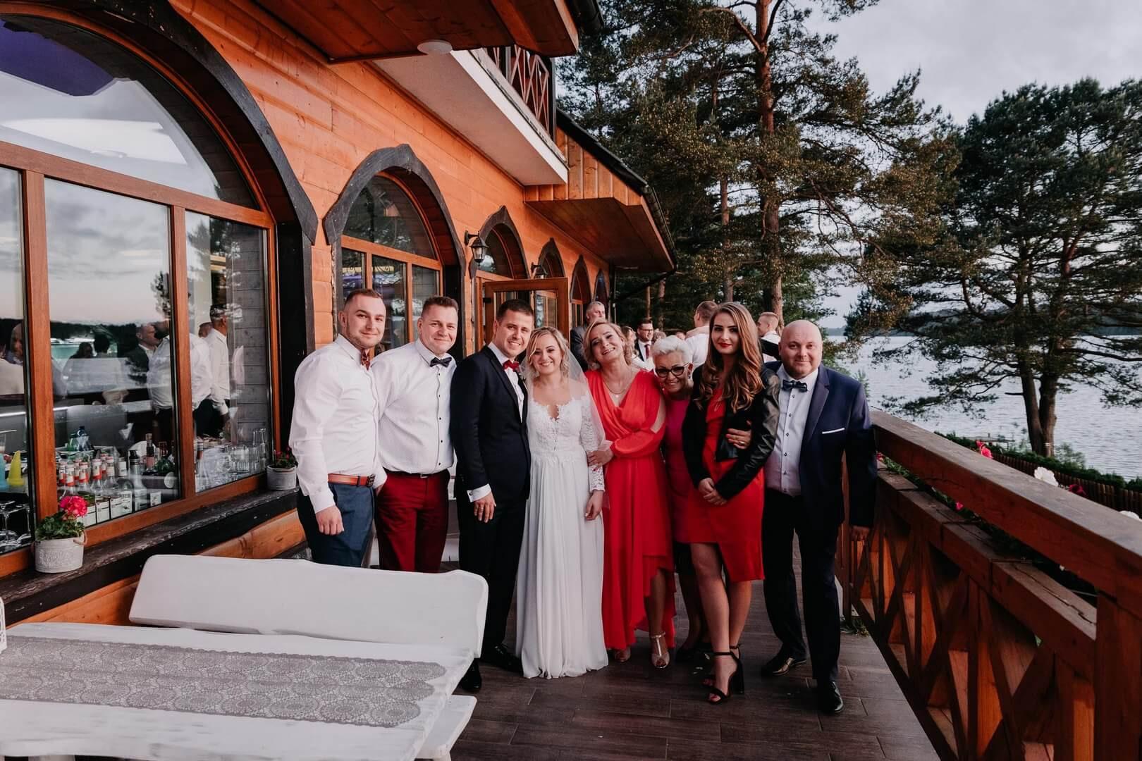 Zdjęcia grupowe na weselu. fotograf Szpakowicz Aleksander Gdańsk, Trójmiasto - szpakowicz-studio.pl 7