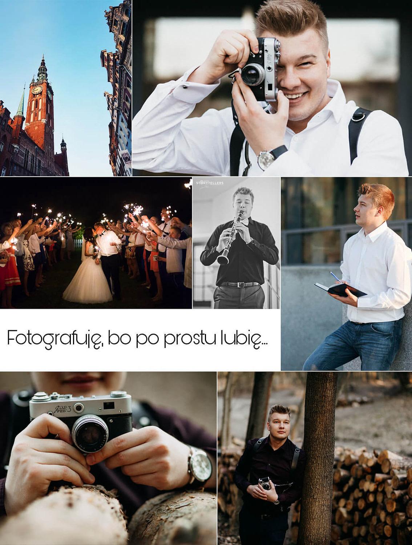 Fogograf ślubny Gdańsk Aleksander Szpakowicz