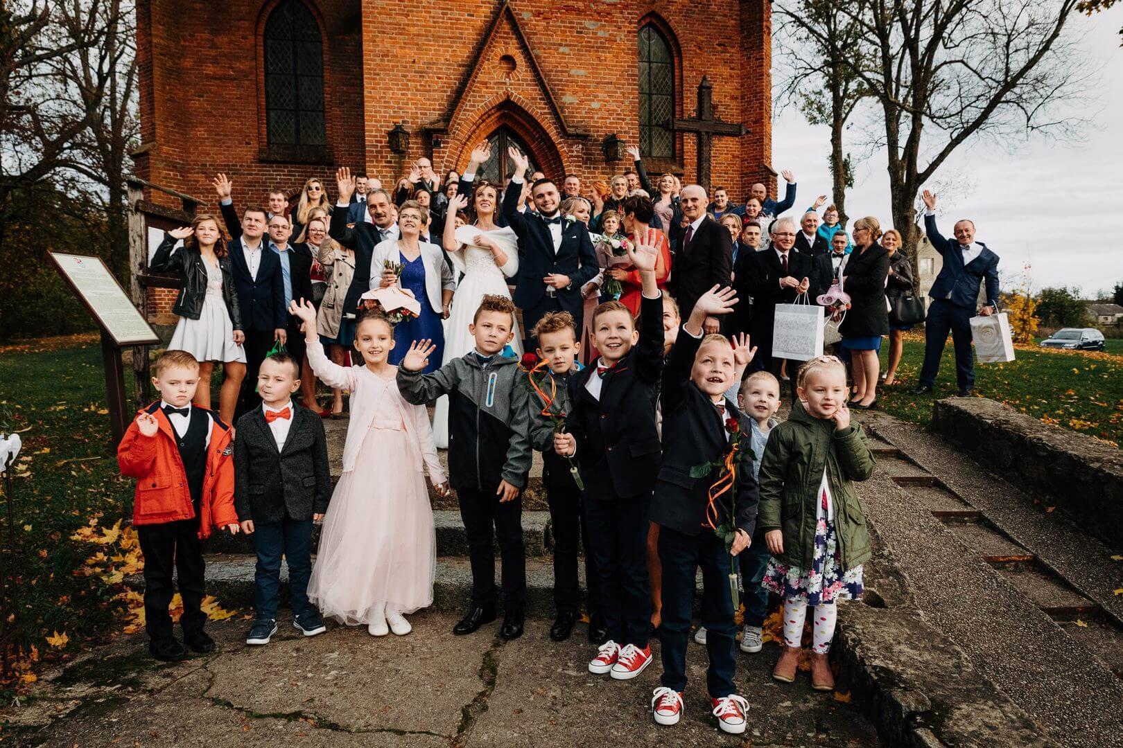 Zdjęcia grupowe na weselu. fotograf Szpakowicz Aleksander Gdańsk, Trójmiasto - szpakowicz-studio.pl 2