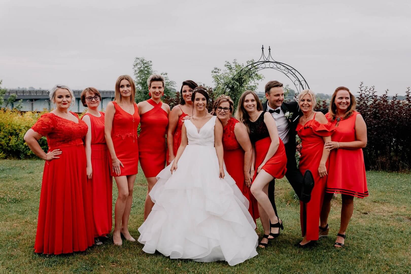 Zdjęcia grupowe na weselu. fotograf Szpakowicz Aleksander Gdańsk, Trójmiasto - szpakowicz-studio.pl 6