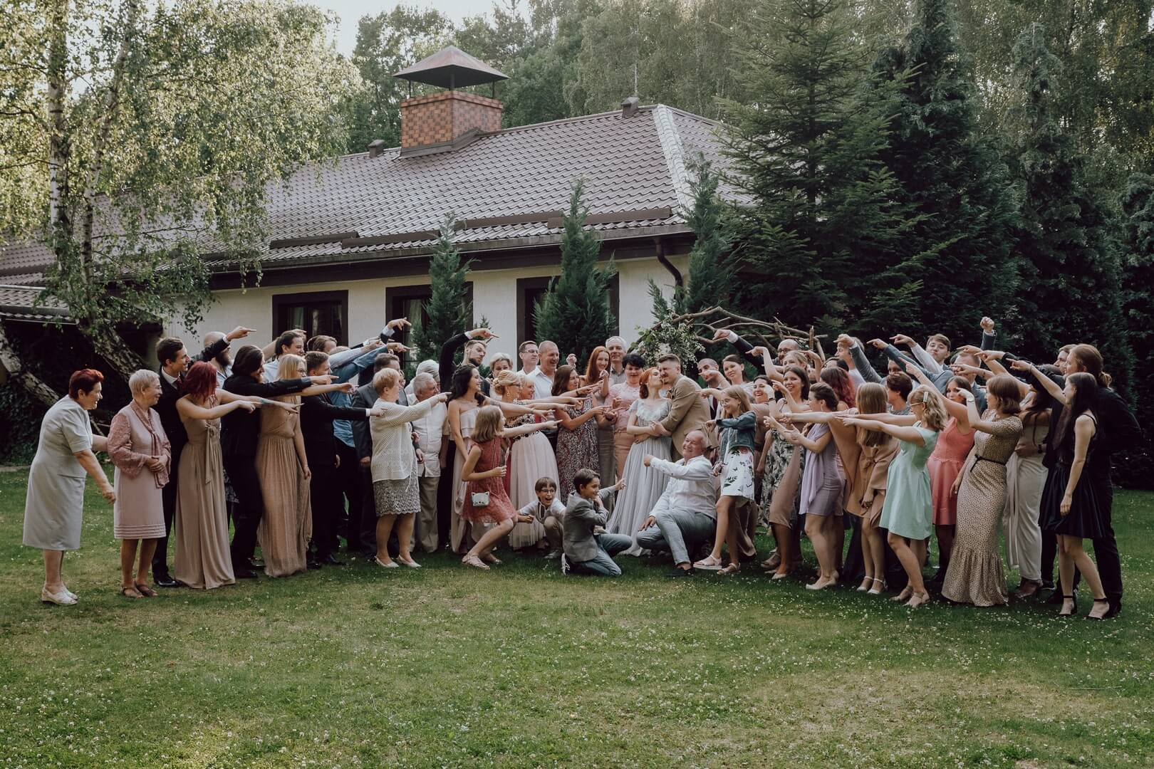 Zdjęcia grupowe na weselu. fotograf Szpakowicz Aleksander Gdańsk, Trójmiasto - szpakowicz-studio.pl 4