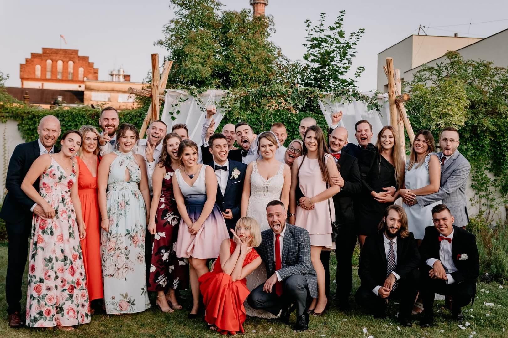 Zdjęcia grupowe na weselu. fotograf Szpakowicz Aleksander Gdańsk, Trójmiasto - szpakowicz-studio.pl 12